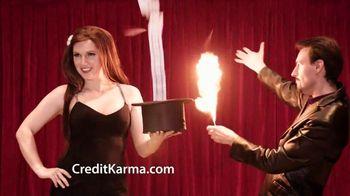 Credit Karma TV Spot, \'Magician\'