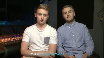 Intel TV Spot, 'The Music Experiment Me 2.0' Song by Disclosure, Sam Smith