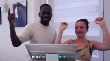 Intel TV Spot, 'The Music Experiment Me 2.0' Song by Disclosure, Sam Smith - Thumbnail 7