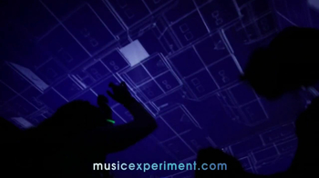 Intel TV Spot, 'The Music Experiment Me 2.0' Song by Disclosure, Sam Smith - Thumbnail 8