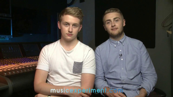 Intel TV Spot, \'The Music Experiment Me 2.0\' Song by Disclosure, Sam Smith
