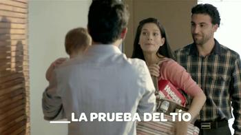 Huggies Snug & Dry TV Spot, 'La Prueba del Tío' [Spanish] - Thumbnail 1