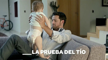 Huggies Snug & Dry TV Spot, 'La Prueba del Tío' [Spanish]