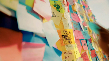 Post-it TV Spot, 'Dream Big' - Thumbnail 8