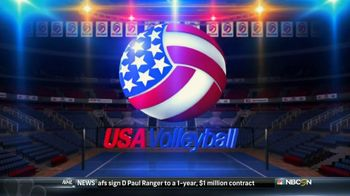 Team USA TV Spot, 'Volleyball'