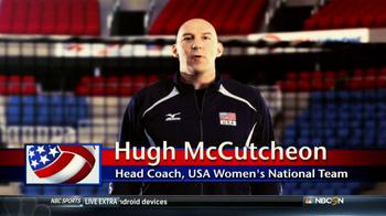 Team USA TV Spot, 'Volleyball' - Thumbnail 4