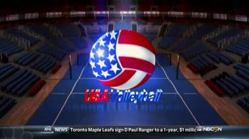 Team USA TV Spot, 'Volleyball' - Thumbnail 6