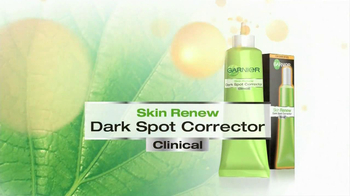 Garnier Skin Renew Dark Spot Corrector Clinical TV Spot - Thumbnail 3