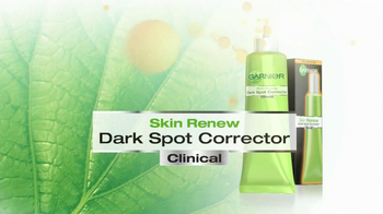 Garnier Skin Renew Dark Spot Corrector Clinical TV Spot - Thumbnail 6