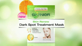 Garnier Skin Renew Dark Spot Corrector Clinical TV Spot - Thumbnail 7