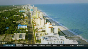 Myrtle Beach Golf Holiday TV Spot, 'Preparation' - Thumbnail 9