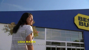 Best Buy TV Spot, 'Lidia Marin'