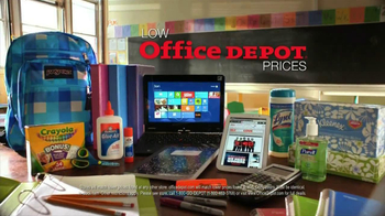 Office Depot TV Spot, 'Back to School Happy' - Thumbnail 10