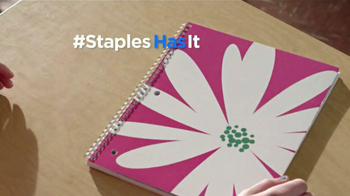 Staples Back to School Savings Pass TV Spot, 'School is Out'
