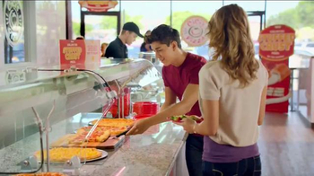 CiCi's Stuffed Crust Pizza TV Spot, 'Dream' Song by Gary Wright - Thumbnail 4