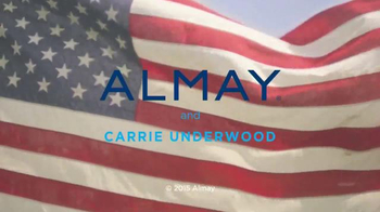 Almay Intense i-Color TV Spot, 'Intensify Your Eyes' Feat. Carrie Underwood - Thumbnail 1