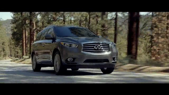 Infiniti QX60 TV Spot, 'Summer in the Driver's Seat: Summer Trips' - Thumbnail 3