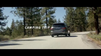 Infiniti QX60 TV Spot, 'Summer in the Driver's Seat: Summer Trips' - Thumbnail 4