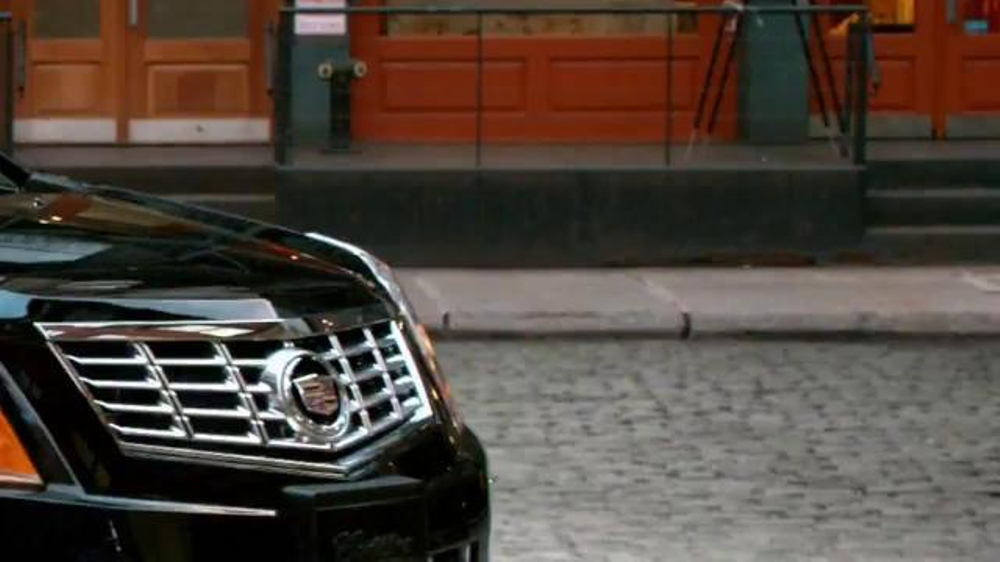 2015 Cadillac Srx Tv Commercial Challenge Your Preconceptions