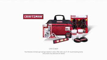 ACE Hardware TV Spot, 'Save on Craftsman' - Thumbnail 4