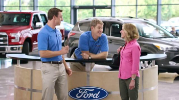 Ford Summer Sales Event TV Spot, 'Lasers or Confetti' - 65 commercial airings