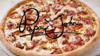 Papa John's TV Spot, 'Pizza. Pepsi. Rock.' [Spanish] - 303 commercial airings