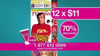 TVyNovelas TV Spot, 'Las estrellas grandes' [Spanish] - Thumbnail 5