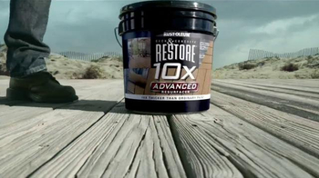 Rust-Oleum Restore 10X Advanced TV Spot, 'Public Boardwalk' - Thumbnail 3