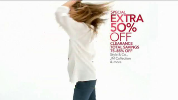 Macy's 4th of July Sale TV Spot, 'Swimsuits, Handbags and More' - Thumbnail 8
