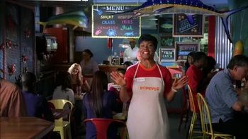 Popeyes Hushpuppy Butterfly Shrimp TV Spot, 'Seafood Joint'