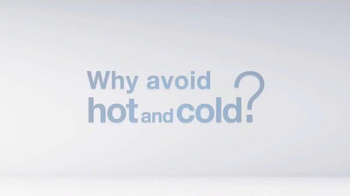 Sensodyne TV Spot, 'Avoid Hot and Cold?' - Thumbnail 1