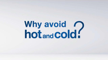 Sensodyne TV Spot, 'Avoid Hot and Cold?' - Thumbnail 2