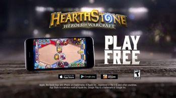 Hearthstone: Heroes of Warcraft TV Spot, 'Comeback'