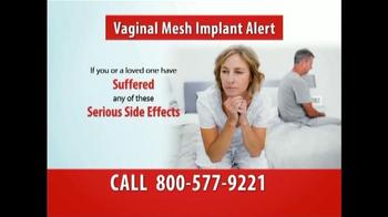 Gold Shield Group TV Spot, 'Vaginal Mesh Implant' - Thumbnail 7