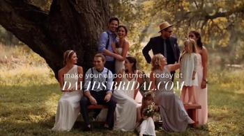 David's Bridal TV Spot, 'Sale of the Season' - Thumbnail 7