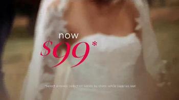 David's Bridal TV Spot, 'Sale of the Season' - Thumbnail 2