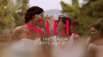 David's Bridal TV Spot, 'Sale of the Season' - Thumbnail 6
