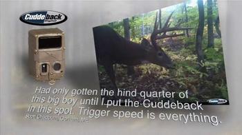 Cuddeback Digital Camera TV Spot, 'Trigger Speed'
