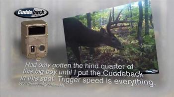Cuddeback Digital Camera TV Spot, 'Trigger Speed' - Thumbnail 4