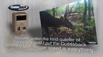 Cuddeback Digital Camera TV Spot, 'Trigger Speed'