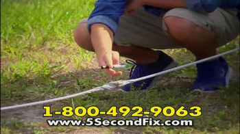 5 Second Fix TV Spot, 'Instant Repairs' - Thumbnail 6