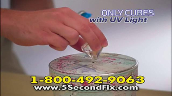 5 Second Fix TV Spot, 'Instant Repairs' - Thumbnail 7