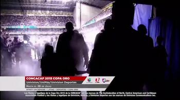 XFINITY Latino TV Spot, 'CONCACAF 2015 Copa Oro' [Spanish] - Thumbnail 2