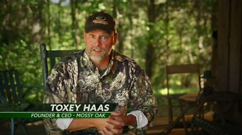 Mossy Oak Break-Up Country TV Spot, 'Love of the Land' - Thumbnail 2