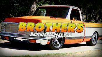 Brothers Truck TV Spot, 'Classic Truck Parts'