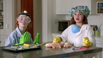 Clorox Disinfecting Wipes TV Spot, 'Chicken Doctor' - 3143 commercial airings