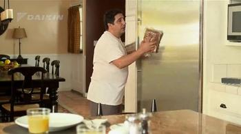 Daikin TV Spot, 'Cooking Bacon Without a Pan' - Thumbnail 1