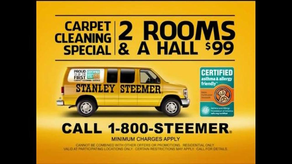 Stanley Steemer Tv Commercial Allergy Friendly Ispot Tv