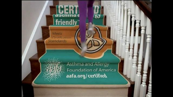 Stanley Steemer TV Spot, 'Allergy Friendly' - Thumbnail 1