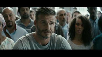 Sprint All-In Wireless TV Spot, 'Followers' Featuring David Beckham